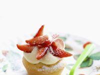 White Choc Fairy Cakes recipe