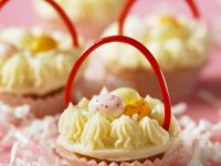 White Chocolate Easter Baskets recipe