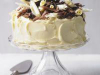 White Chocolate Gateau recipe
