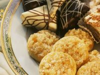 White Chocolate Ginger Confections recipe