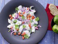 White Fish Ceviche recipe