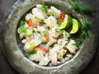 Raw Fish Starter recipe
