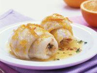White Fish Rolls recipe