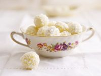 White Nut Truffles recipe