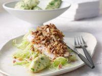 Whitefish and Cabbage Gratin recipe