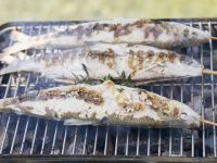 Whole BBQ Fish recipe