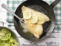 Whole Dover Sole with Lemon recipe