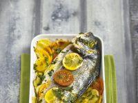 Whole Silver Fish recipe