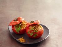 Whole Tomatoes with Filling recipe