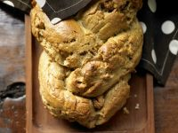 Whole-Wheat Braid recipe
