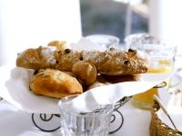 Whole Wheat Bread with Olives recipe