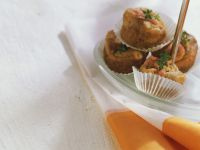 Whole-Wheat Ham and Cheese Muffins recipe
