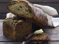 Wholemeal Sunflower Seed Loaf recipe