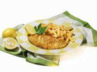Wiener Schnitzel with Fries recipe