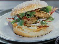 Wild Boar Burger with Fig Chutney recipe