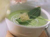 Wild Garlic and Cream Soup recipe
