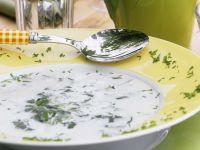 Wild Garlic Dip recipe