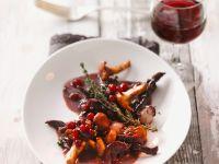 Wild Meat Goulash recipe