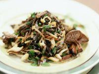 Wild Rice and Mushrooms recipe