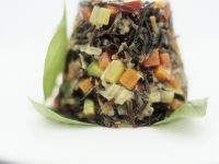 Wild Rice Cups recipe