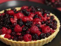 Winter Berry Tart recipe