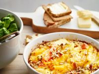 Winter Veg Gratin recipe
