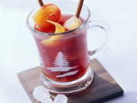 Wintry Sangria recipe