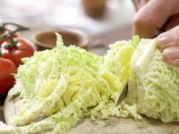 Savoy cabbage leaf Recipes