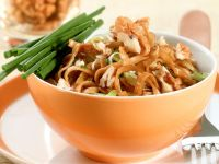 Wok-Fried Vegetable Udon Noodles recipe