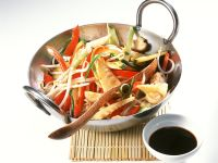 Wok Vegetables recipe