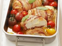 Wrapped Chicken Bake recipe