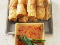 Wrapped Chinese Appetisers recipe