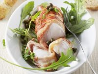 Wrapped Monkfish Fillet recipe