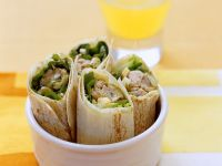 Wraps with Tuna Filling recipe