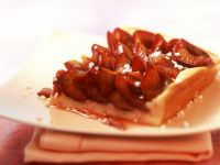 Yeast Cake with Plums recipe