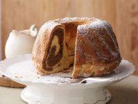 Yeast Cake with Walnuts recipe