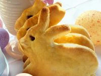 Yeast Easter Bunny recipe