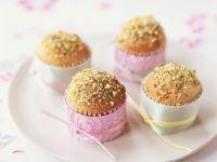 Yeast Nut Muffins recipe