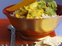 Yellow Halibut Curry recipe