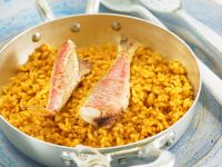 Yellow Rice with Fish Fillets recipe
