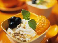 Yoghurt and Muesli Bowl recipe
