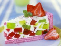 Yogurt Cake with Fruit recipe