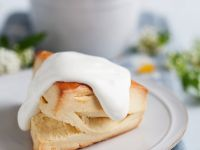 Soda Farls with Elderflower Cream recipe