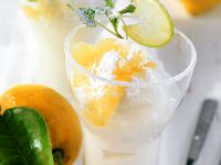 Yogurt with Oranges and Cointreau recipe