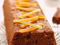 Zesty Cocoa Soda Bread recipe