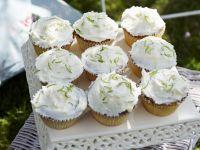 Zesty Exotic Fairy Cakes recipe