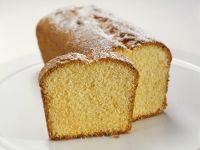 Zesty Lemon and Ginger Loaf recipe