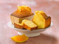 Zesty Mini Loaf Cakes recipe