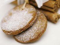 Zimttaler (Cinnamon Cookies) recipe