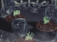 Zombie Cupcakes recipe